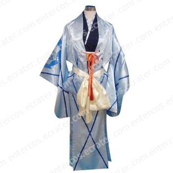 Harukanaru Toki no Naka de 3 Minamoto no Kur� Yoshitsune Cosplay Costume any size.