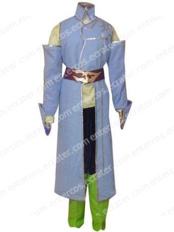 Harukanaru Toki no Naka de 3 with Izayoiki Aizouban Shirogane Cosplay Costume