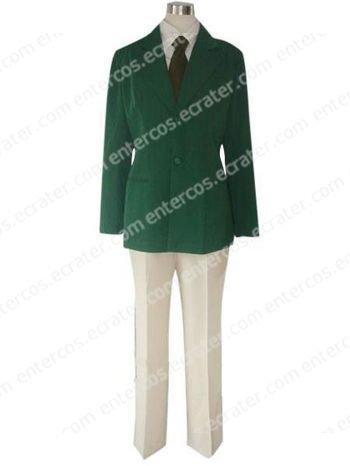 Harukanaru Toki no Naka de Shimon Nagareyama Cosplay Costume   any size