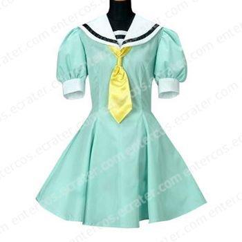 Higurashi no Naku Koro ni Satoko Hojo Cosplay Costume  any size