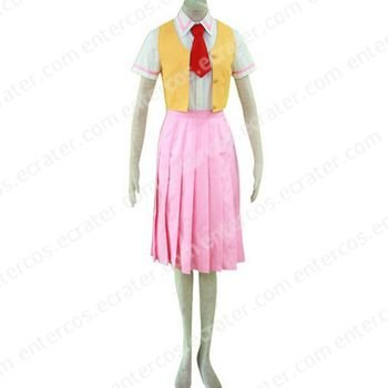 Higurashi When They Cry Cosplay Costume  any size