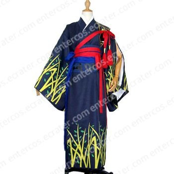 Hiiro No Kakera Cosplay Costume  2 any size