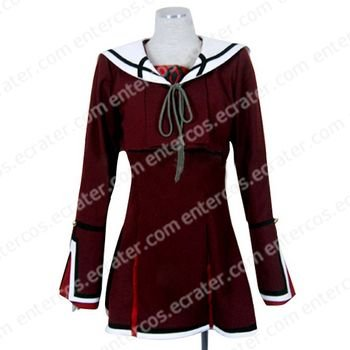 Hiiro No Kakera School Uniform Cosplay Costume any size