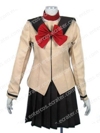 Hitohira School Uniform Cosplay Costume any size