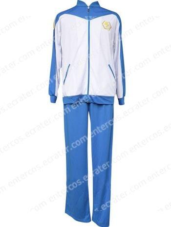 Inazuma Eleven Inazuma Japan Winter Soccer Uniform Cosplay Costume  any size