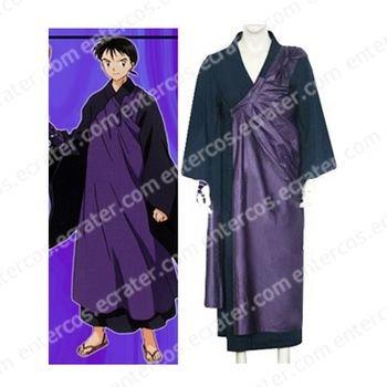 InuYasha Miroku Cosplay Costume any size