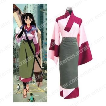 Inuyasha Sango Casual Wear Cosplay Costume any size