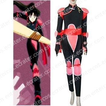 Inuyasha Sango Cosplay Costume any size