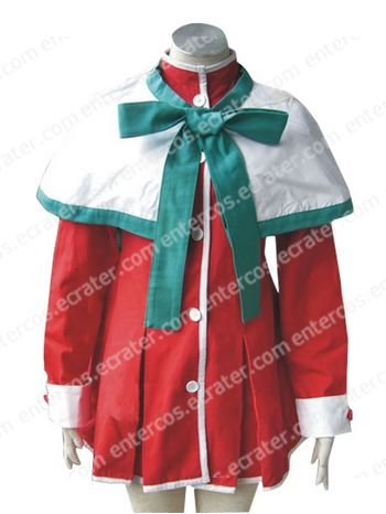 Kanon Green Cosplay Costume   any size