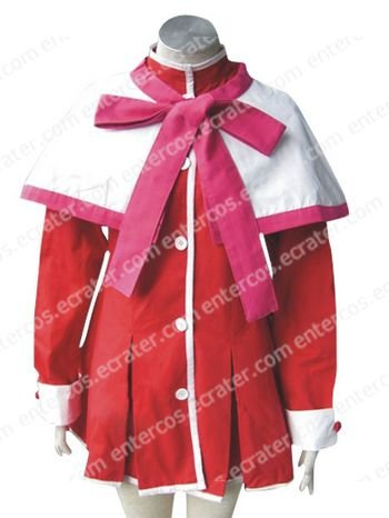 Kanon Pink Cosplay Costume   any size