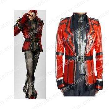 The King of Fighters Alba Meira Halloween Cosplay Costume  any size