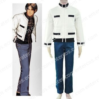 The King of Fighters Kyo Kusanagi I Cosplay Costume  any size