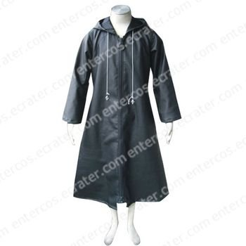 Kingdom Hearts Halloween Cosplay Costume any size