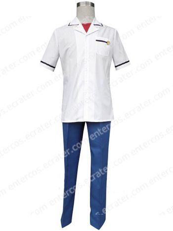 La Corda d'Oro Music Department Summer Boy's Cosplay Costume any size