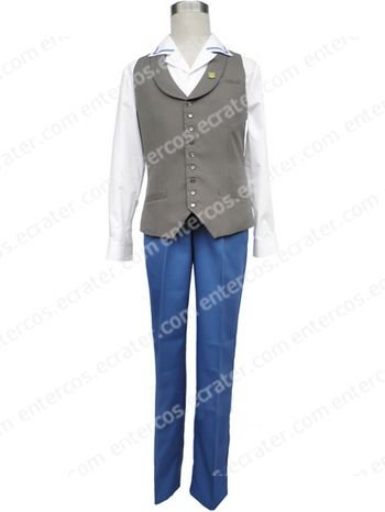 La Corda d'Oro Music Department Summer Men's Cosplay Costume any size