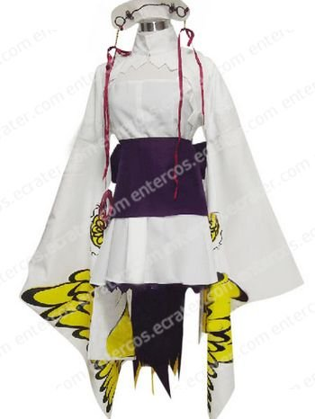 Koihime Mus� Ch�'un Shiryū Cosplay Costume  any size