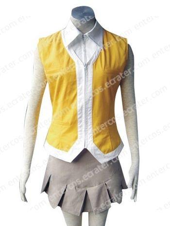My-Hime Fuka Academy Summer Uniform Halloween Cosplay Costume any size