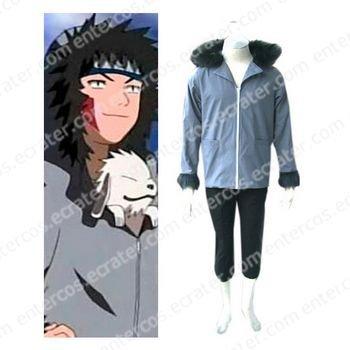 Naruto Kiba Inuzuka Halloween Cosplay Costume any size
