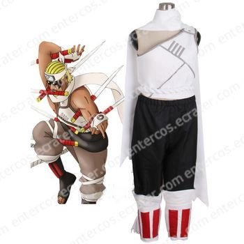 Naruto Killer Bee Cosplay Costume any size