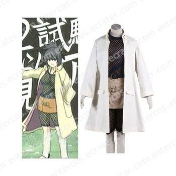 Naruto Mitarashi Anko Cosplay Costume(woman)  any size