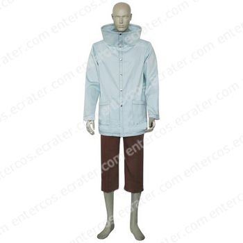 Naruto Shino Aburame Cosplay Costume any size