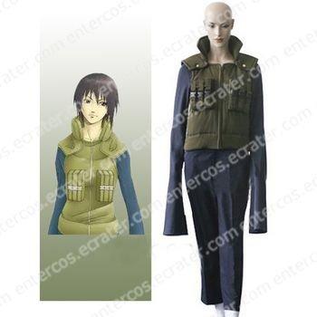 Naruto Shizune Jonin Cosplay Costume  any size