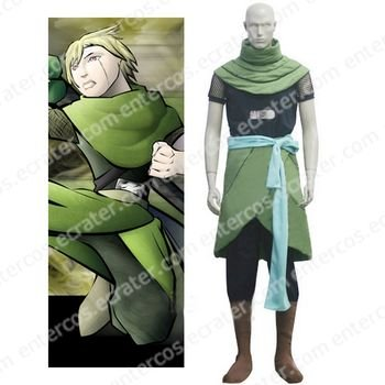Naruto Three-Tailed Giant Turtle Yagura Cosplay Costume any size