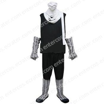 Naruto Zabuza Halloween Cosplay Costume any size