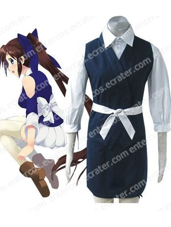 Nagasarete Airantou Chikage Cosplay Costume  any size