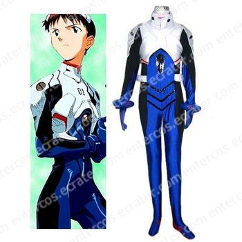 EVA Shinji Ikari Halloween Cosplay Costume any size