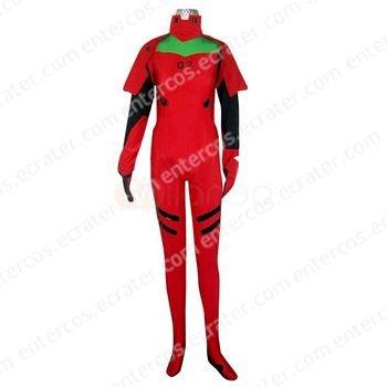 Soryu Asuka Rangerei Cosplay Costume  any size