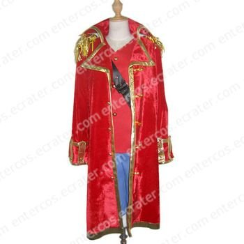 One Pieces Monkey D. Luffy Cosplay Costume any size