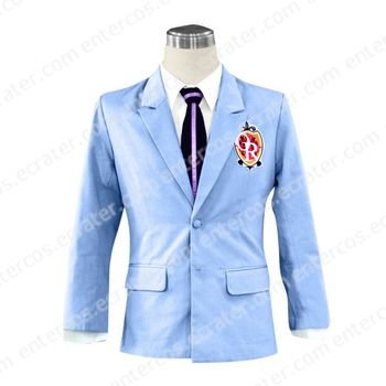 Ouran High School Host Club Jacket Halloween Cosplay Costume any size