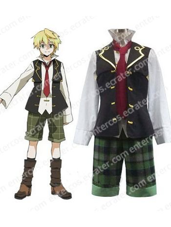 Pandora Hearts Oz Vessalius Cosplay Costume any size