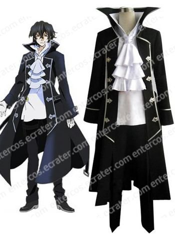 Pandora Hearts Raven Cosplay Costume  any size