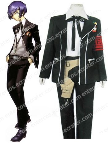 Persona3 Cosplay Costume any size