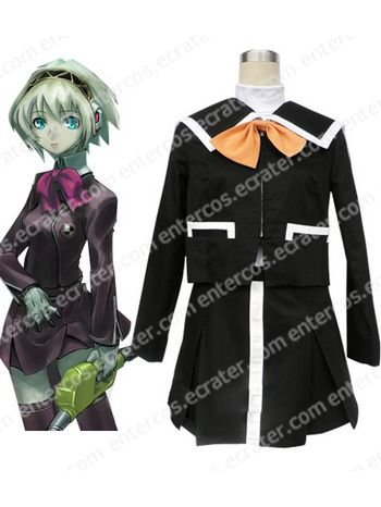 Persona 2 Seven Sisters High School Cosplay Costume any size