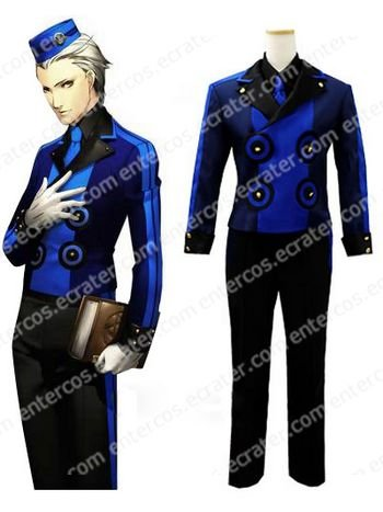 Shin Megami Tensei Persona 3 TEODOA Cosplay Costume any size