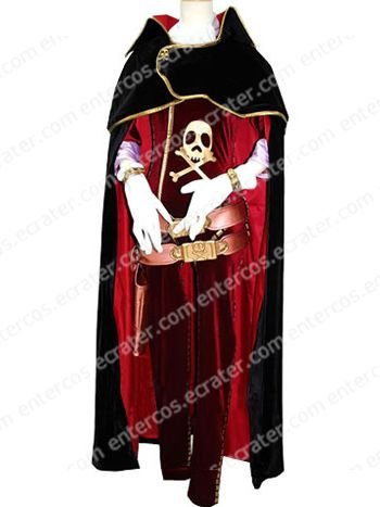 The Galaxy Express 999 Emeraldes Cosplay Costume  any size
