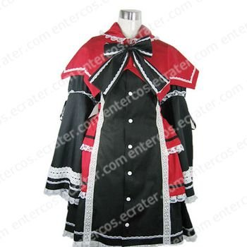 Rozen Maiden Cosplay Costume   any size