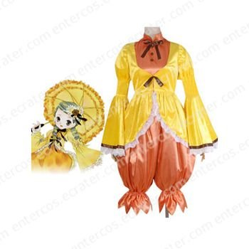 Rozen Maiden Kanaria Cosplay Costume any size