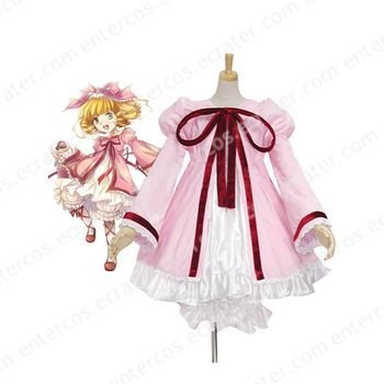 Rozen Maiden Kleine Beere Halloween Cosplay Costume  any size