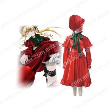 Rozen Maiden Reiner Rubin Cosplay Costume  any size