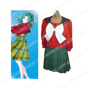Sailor Moon Sailor Neptune Cosplay Costume  any size