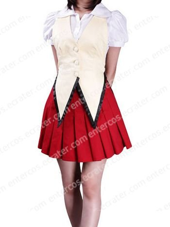School Rumble Halloween Cosplay Costume any size