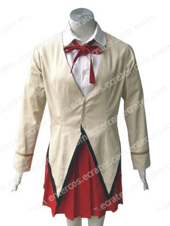 School Rumble Yagami High School Halloween Cosplay Costume  any size