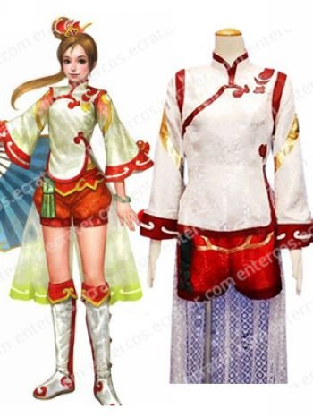 Dynasty Warriors Syoukyou Cosplay Costume any size