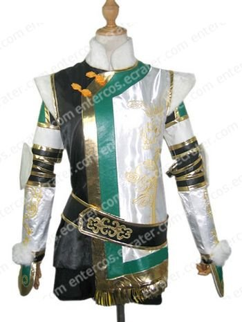 Dynasty Warriors V Yueying Huang Cosplay Costume any size