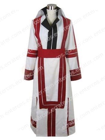 Suikoden II Cosplay Costume Uniform any size