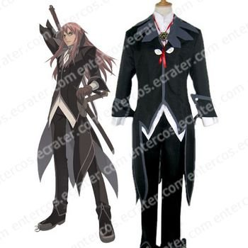 Tales of Symphonia Richter Abend Halloween Cosplay Costume  any size